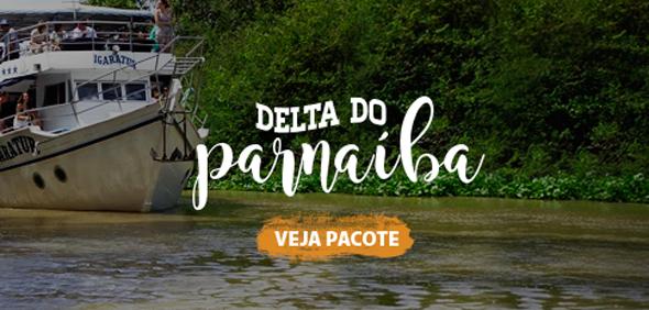 Pacote Delta do Parnaíba