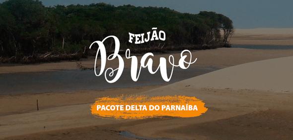 Feijão Bravo - Pacote Delta do Parnaíba