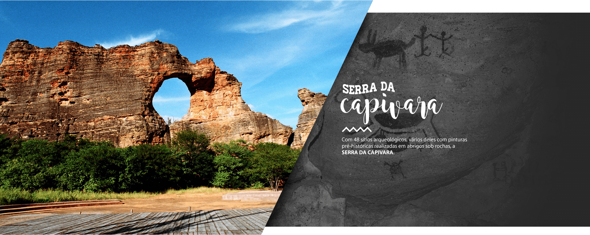 Pacote Serra da Capivara